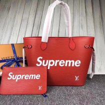 Red Supreme Bag