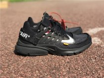 OFF-WHITE x Nike Air Presto 2.0   black