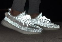 Authentic Adidas Yeezy  350 Boost V2 Static Reflective