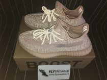 Authentic Yeezy 350 V2 Boost Synth Reflective