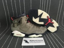 Authentic Air Jordan 6s  Travis Scott