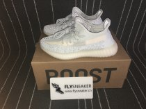 "Authentic Yeezy Boost 350 V2 ""Cloud White"" Reflective"