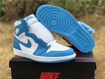 Authentic Air Jordan 1 Retro Powder Blue