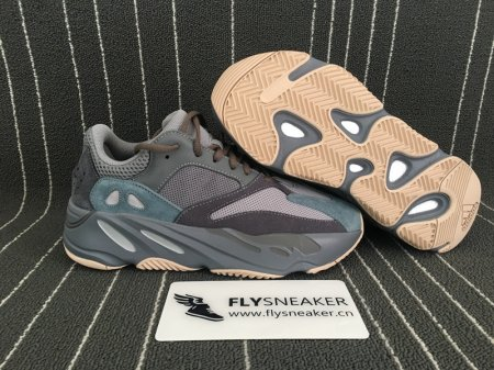 "Authentic Adidas Yeezy Boost 700 V2 ""Teal Blue"""