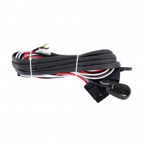 Universal Wiring Harness Fuse Relay ON/OFF Switch for Off Road LED Light Bars