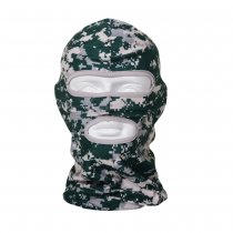 Outdoor Sports Cycling CS Camouflage Full Face Mask Balaclava Hood Cap Hat Headgear - Swamp Camouflage