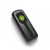 UG007 Bluetooth Dual Core Mini PC RK3066 Dual Core Android4.1 1G+8G WIFI Blutooth - Black