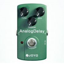 JOYO JF-33 Analog Delay Guitar Effect Pedal True Bypass