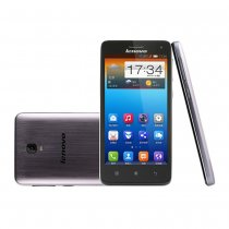 Lenovo S660 Smart Phone Android 4.2 MTK6582 Quad Core 1GB 8GB 1.3 GHz IPS Screen 4.7 Inch - Gray