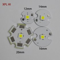 Convoy XPL HI V2-1A 12mm 14mm 16mm 20mm LED Lamp