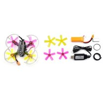 90ST Mini Drone Bushless Motor with Camera transmitter F3 Flight Control OSD Racing Drone Quadcopter BNF