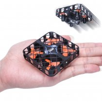 High quality Toys Mini 2.4Ghz Small Kit Micro RC Remote Control Grid fram Quadcopter Pocket Drone for kids