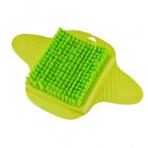 Dead Skin Remover Foot Brush Scrubber Feet Massage Cleaner Callus Exfoliating Tool Sucker Shower Spa