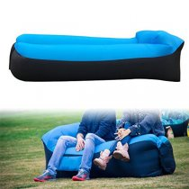 IPRee™ Upgraded Version Outdoor Travel Pillow Lazy Sofa Fast Air Inflatable Beach Sleeping Bed