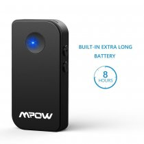 Mpow Bluetooth Receiver Streambot Hands-free & Wireless Car Kits for Home/Car Audio Stereo System