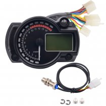 Motorcycle modified liquid crystal instrument