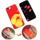 Physical Thermal Sensor Discoloration Soft TPU Shockproof Back Cover Case for iPhone 7 Plus