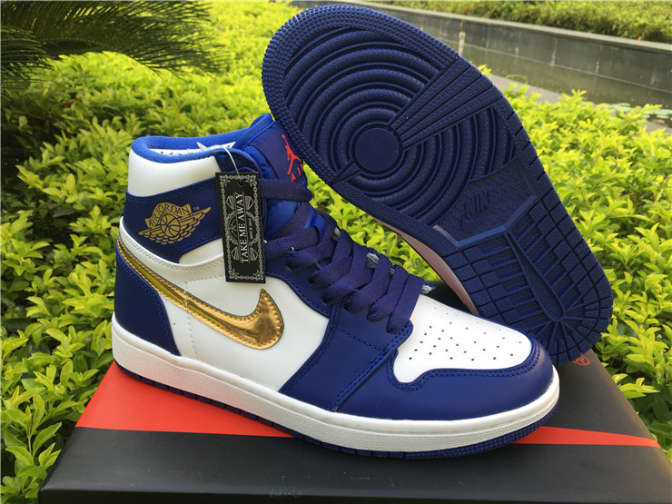 US  175 - Authentic Air Jordan 1 Olympic Gold - www.dopesneaker.ru 8100573241ce