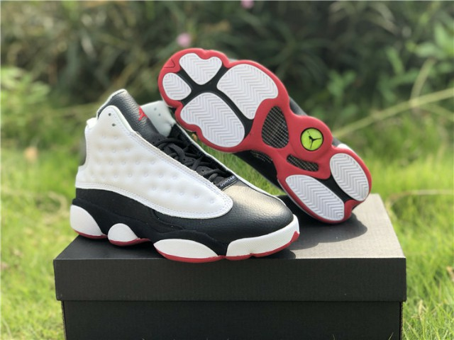 save off b6728 850ce Authentic Air Jordan 13 GS He Got Game 2018