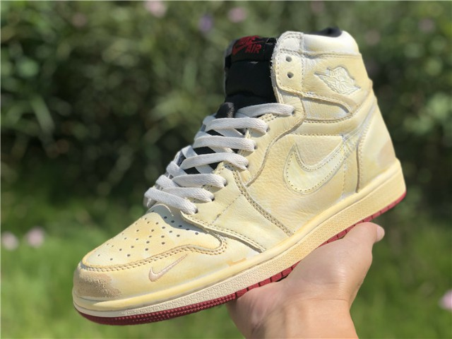 the best attitude 0377e 2dd89 Authentic Air Jordan 1 x Nigel Sylvester