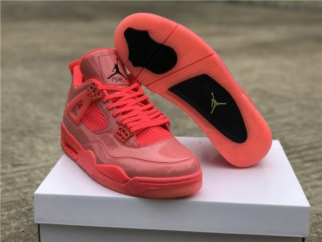 "new concept 0fca2 64299 Authentic Air Jordan 4 NRG ""Hot Punch"