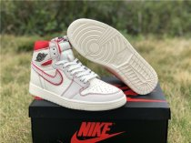 "164be5498197a6 Authentic Air Jordan 1 Retro High OG ""Sail Red"