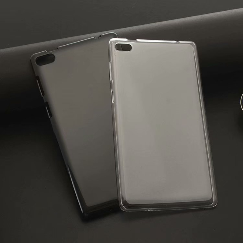 hot sale online c250a c4dd2 Soft TPU Back Cover Case for Lenovo Tab4 Tab 4 7 Essential TB-7304 TB-7304F  TB-7304I TB-7304X 7 inch Tablet
