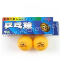 Double Fish 3-star 40mm Table Tennis Ball
