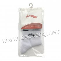 1 pair of Li-Ning  3WLD077-2  Sports Socks