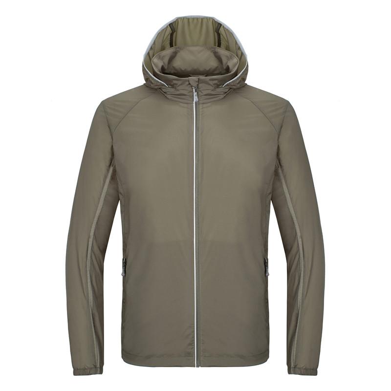 Montbreaker Men's Lightweight windproof jacket waterproof ...