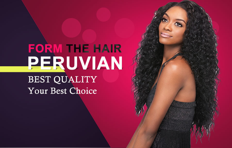 Best Hairstyle For Youth : Beautiful youth peruvian curly virgin hair