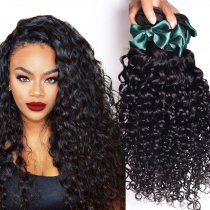 Beautiful Youth Peruvian Curly Virgin Hair 3pcs