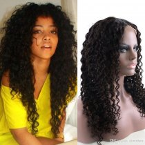 Peruvian Virgin Hair Deep Curl 300g