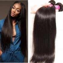 Wholesale Indian Silky Straight Hair, 100% Virgin Human Hair