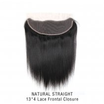 Brazilian Ear-to-Ear Virgin Silky Straight Lace Closure Hair