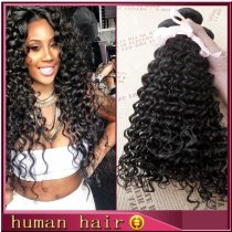 Popular Brazilian Deep Curl Hair 200g