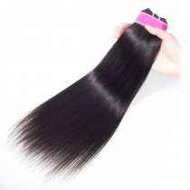 Indian Silky Straight Hair, 100% Virgin Human Hair