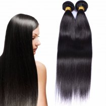 High Quality Silky Straight Mongolian Weave 200g