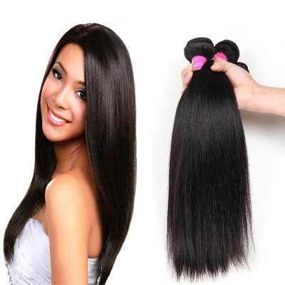 Beauty Malaysian Silky Straight Virgin Hair 300g