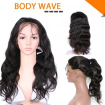 9A FULL LACE WIG body wave