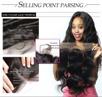 180 LACE FRONTAL BODY WAVE