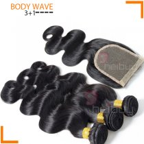 PERUVIAN HAIR BODY WAVE 3+1