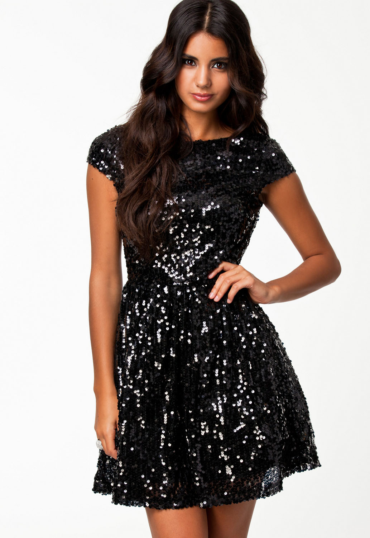 Купить Вечернее Платье С Пайетками