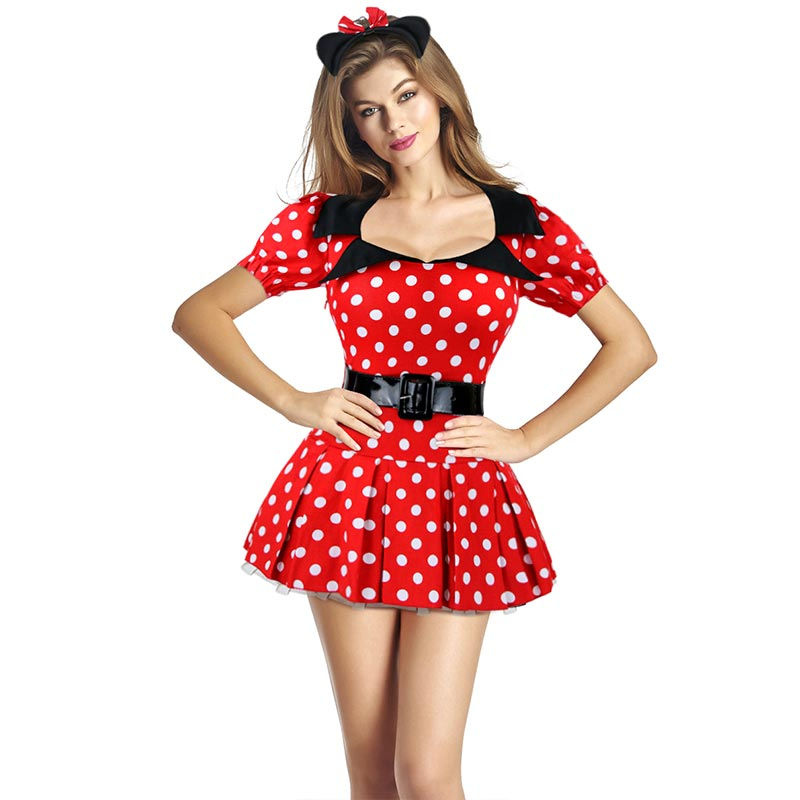 3 Piece Sexy Minnie Mouse Costume Item NO L1199  sc 1 st  Wholesale Sexy LingerieSexy ClothesChina Lingerie Manufacturer & 3 Piece Sexy Minnie Mouse Costume FANCY DRESS MINNIE MOUSE COSTUME ...