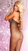 Delectable Diamond Net Bodystocking L92279