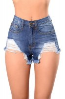 Can't Knock Me Down Shorts - Dark L541
