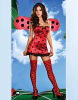Lady Bug Beauty Costume  L1058