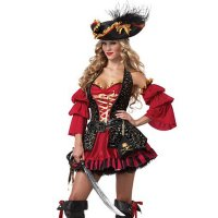 Spanish Pirate Costume 1053