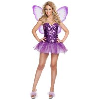 Signature Butterfly Halloween Costume L1427