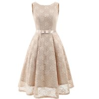 Women's Vintage Lace Bridesmaid Dresses